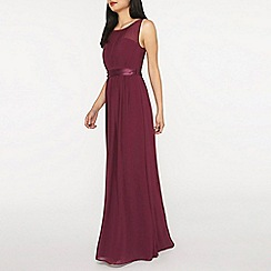 Dorothy Perkins - Showcase Petite Purple Natalie Maxi Dress