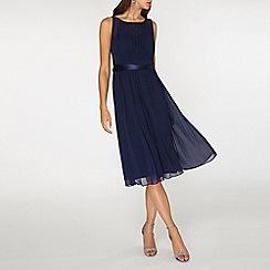 Dorothy Perkins - Showcase navy Bethany dress