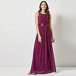 Dorothy Perkins - Showcase Purple Natalie Maxi Dress