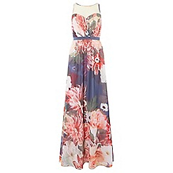 Dorothy Perkins - Showcase alissa floral printed maxi dress