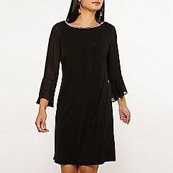 Dorothy Perkins - Billie & blossom petite black shift dress
