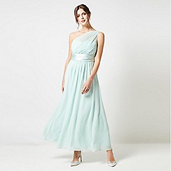 Dorothy Perkins - Showcase Petite Mint Sadie Maxi Dress
