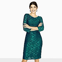 Dorothy Perkins - Paper Dolls 3/4 Sleeve Dress