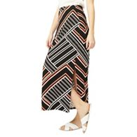 Dorothy Perkins Womens Multi Coloured Geometric Striped Maxi Skirt- Buy Cheap Affordable Newest Sale Online Big Discount Cheap Online QQbiOmF