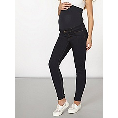 Dorothy Perkins - Maternity forever fit indigo jeans