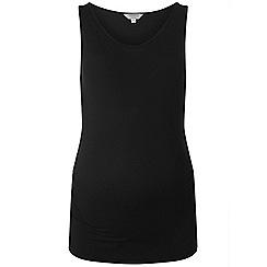 Dorothy Perkins - Maternity black vest