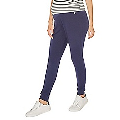 Dorothy Perkins - Maternity heart embroidered joggers