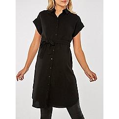 Dorothy Perkins - Black grown on sleeveless dress