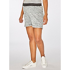 Dorothy Perkins - Maternity grey brushed shorts