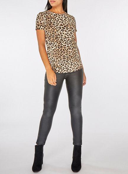 Dorothy Perkins shirt Maternity t leopard p064Fqpr