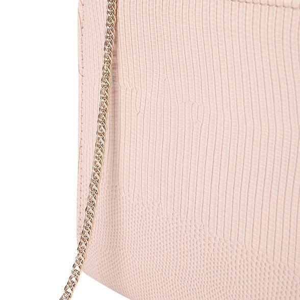 boxy Pink corner clutch Perkins snake Dorothy bag 71wABA