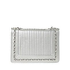 Dorothy Perkins - Silver chain shoulder bag