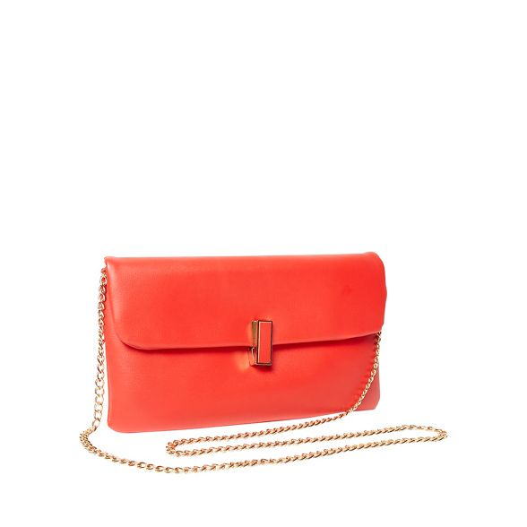 clutch Dorothy bag Red Perkins twistlock vPZtP