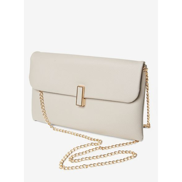 twistlock Perkins Dorothy bag Grey clutch anwBEPUg