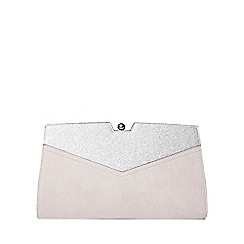 Dorothy Perkins - Grey frame clutch bag