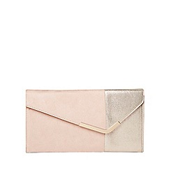Dorothy Perkins - Sesame halfnhalf clutch bag