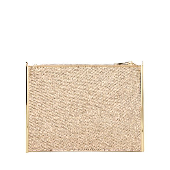 Perkins clutch bar shimmer Gold Dorothy side bag Rq4ZFww