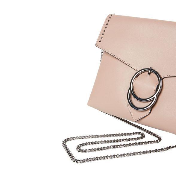 ring clutch stud double Rose Perkins Dorothy bag t4q6wXxI