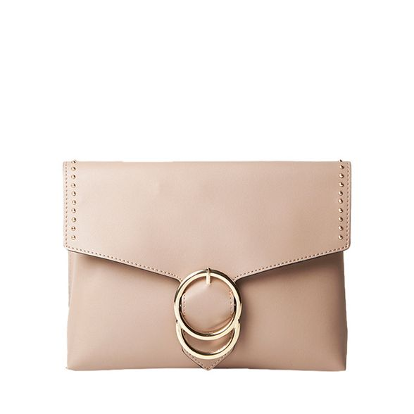 bag ring Perkins Nude Dorothy clutch stud double wpCqzqxY6
