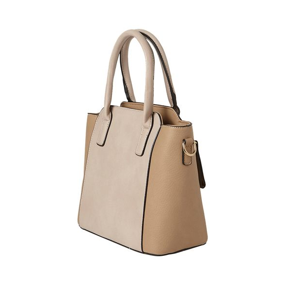 Perkins hardware bag mini Dorothy tote zip Nude UAZAHnwqF