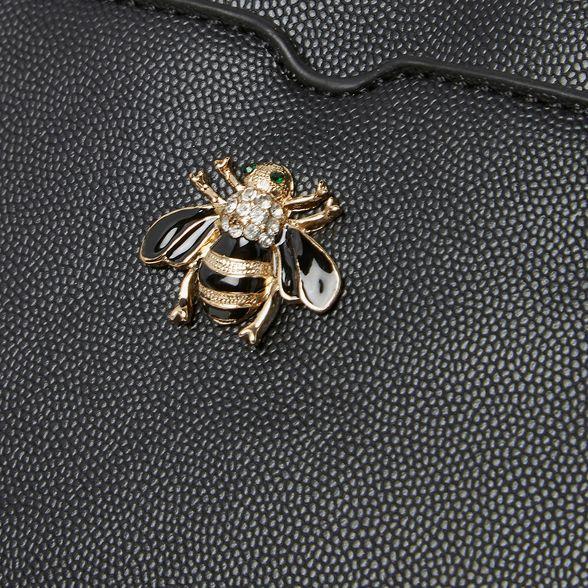 camera Dorothy cross bag body Perkins Black bee Pwwq40F