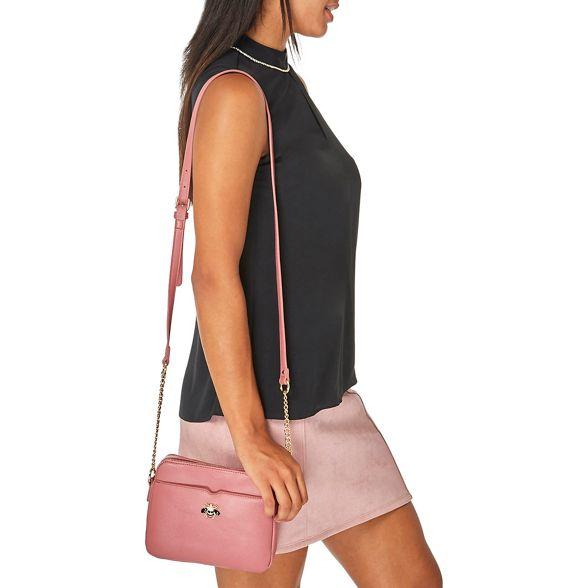 cross body camera bag Perkins Dorothy bee Rose wq8zzIF