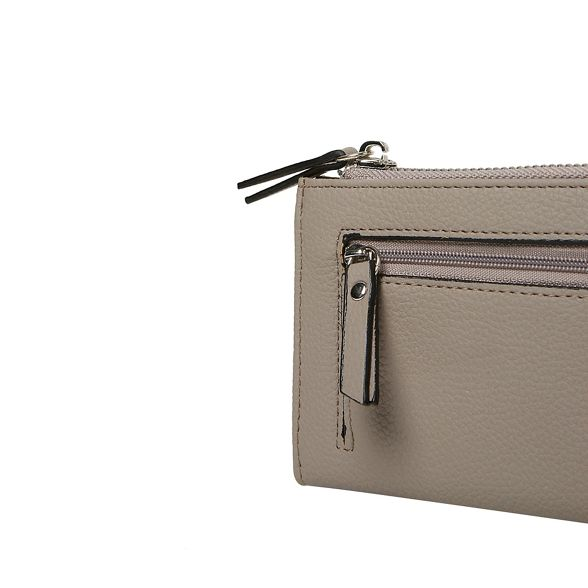 zip Perkins Grey stud Dorothy purse top PHvww