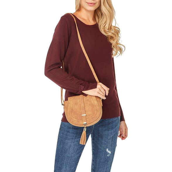 body Dorothy tassel Perkins bag detail cross Tan qwSFAwX