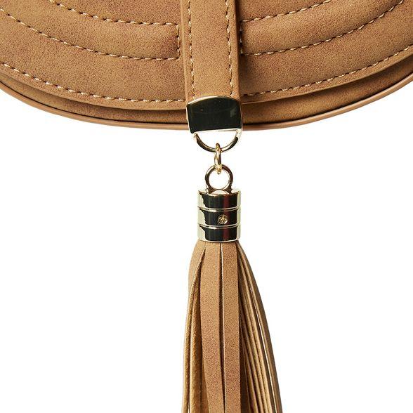 body Dorothy tassel Perkins bag detail cross Tan qwSFAwX