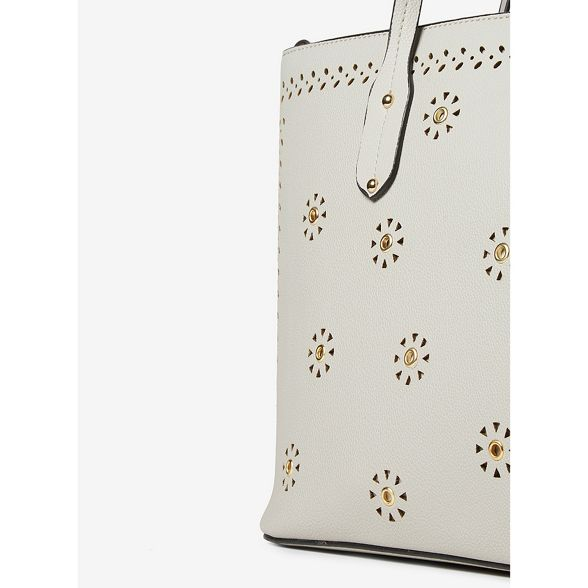 shopper Grey Dorothy detail Perkins bag laser cut 5OnXqC