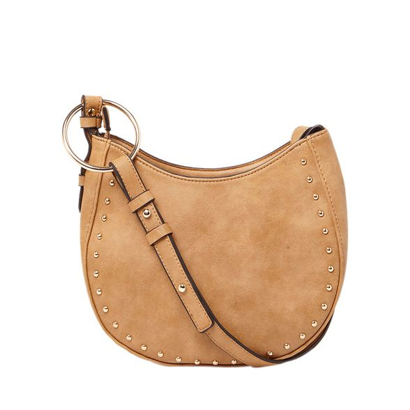 studded Perkins bag Dorothy Tan cross hoop body saddle 1878Eqxd