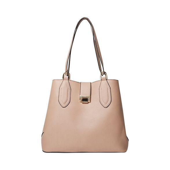 Dorothy tab tote workwear Perkins bag detail Blush 88FZU