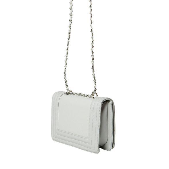 Perkins Grey Dorothy bag cross lock body iconic 6PRRnx