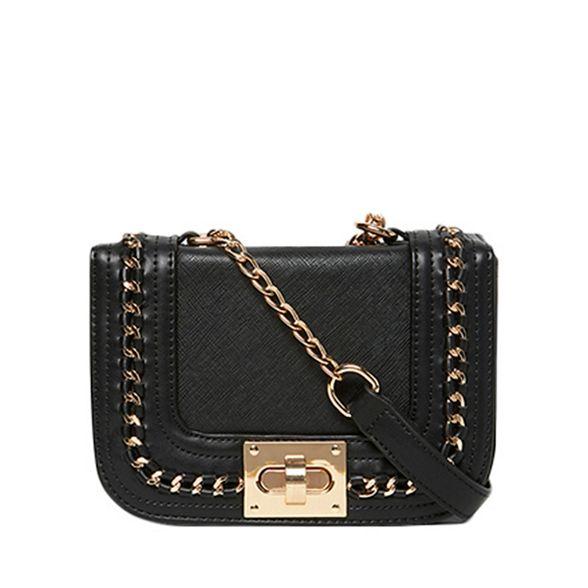 Black Dorothy cross lock bag Perkins body iconic TTqwH5r
