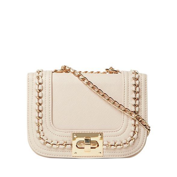 cross body bag iconic Dorothy Blush Perkins lock nFTxqXI7