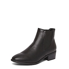 Dorothy Perkins - Black 'marty' chelsea boots
