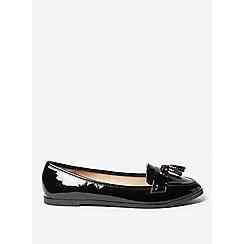 Dorothy Perkins - Black larissa loafers