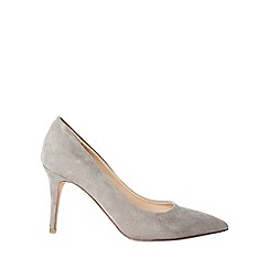 Dorothy Perkins - Grey electra court shoes