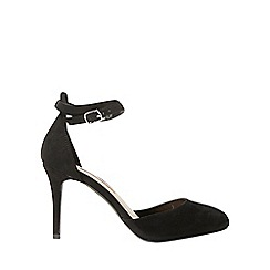 Dorothy Perkins - Black eleanor court shoes