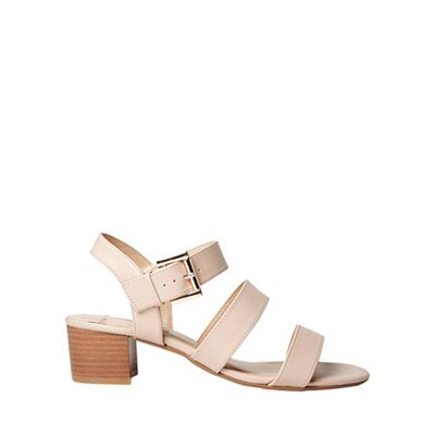 dorothy-perkins---nude-savana-strappy-sandals by dorothy-perkins