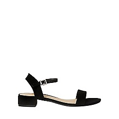 Dorothy Perkins - Black spirit block heel sandals