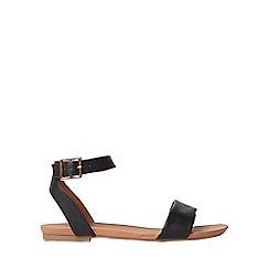 Dorothy Perkins - Black comfort fran sandals
