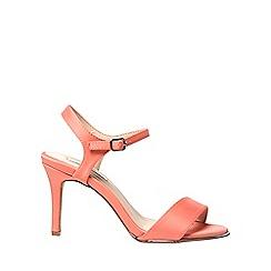 Dorothy Perkins - Showcase coral selina sandals