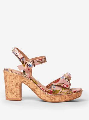Dorothy Perkins floral - Multi coloured renata floral Perkins sandals 6b2df5