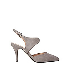Dorothy Perkins - Grey ginny court shoes