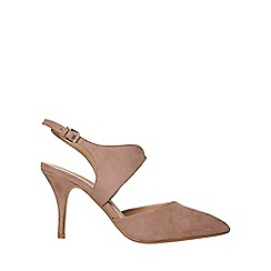 Dorothy Perkins - Nude ginny court shoes