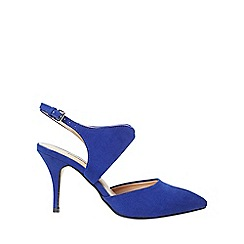 Dorothy Perkins - Blue ginny court shoes