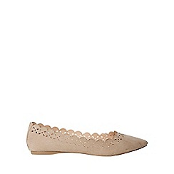 Dorothy Perkins - Taupe passion pumps