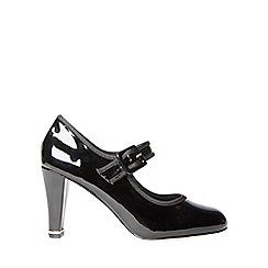 Dorothy Perkins - Black 'Erica' court shoes