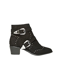 Dorothy Perkins - Black alicia ankle boots